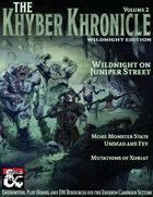 Khyber Khronicle Volume #02