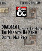 DDAL08-01 Digital Map Pack - Map with No Names