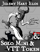 Devil 2 Solo Mini & VTT Token