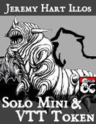 Demon 1 Solo Mini & VTT Token