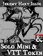 Devil 1 Solo Mini & VTT Token