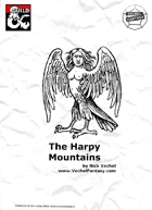 The Harpy Mountains