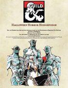 Halloween Horror Hodgepodge: archetypes