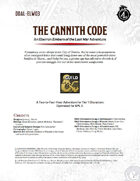 DDAL-ELW03 The Cannith Code