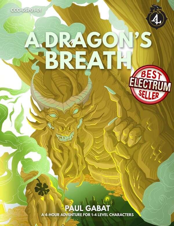CCC-GSP01-01 A Dragon's Breath