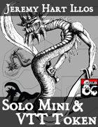 Demon 2 Solo Mini & VTT Token