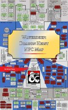 Dragon Heist: NPC Map