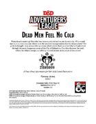 CCC-Ziege-03 Dead Men Feel No Cold