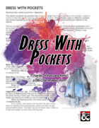 Dress With Pockets - A Mythical Magic Artifact