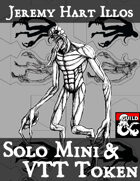 Ghoul 1 Solo Mini & VTT Token