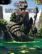 Lost City of Mezro