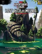 Lost City of Mezro