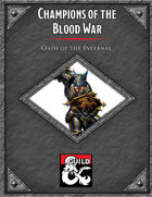 Champions of the Blood Wars: Oath of the Infernal