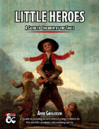 Little Heroes - A Guide to Children at the Table