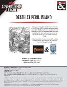 CCC-CIC-11 Death at Peril Island