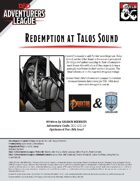 CCC-CIC-12 Redemption at Talos Sound