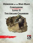 DotMM Companion 2: The Arcane Chambers