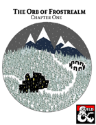 The Orb of Frostrealm chapter one