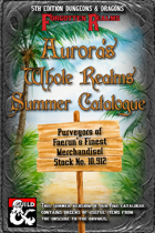 Aurora's Whole Realms Summer Catalogue
