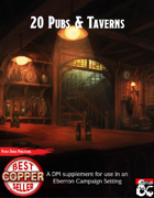 20 Pubs & Taverns