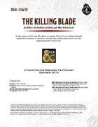 DDAL-ELW10 The Killing Blade