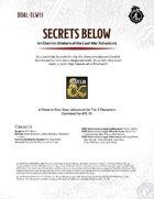 DDAL-ELW11 Secrets Below