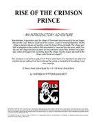 Rise of the Crimson Prince