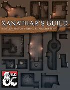 Xanathar's Guild Hideout Tabletop Combo