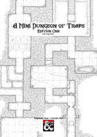 A Mini Dungeon of Traps