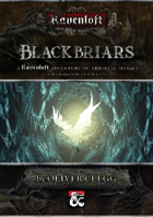Blackbriars - A Ravenloft Adventure