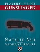 Gunslinger, a Roguish Archetype for the World of Ravnica