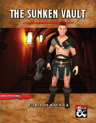 Ravnica - The Sunken Vault - Adventure