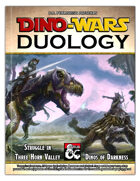Dino-Wars: DUOLOGY (bundle)