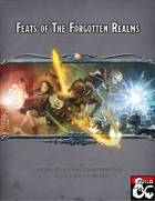 Feats of the Forgotten Realms