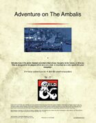 Adventure on the Ambalis