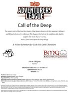 CCC-BMG-42 HULB 4-3 Call of the Deep
