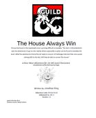 HH-DJS01-02 The House Always Wins