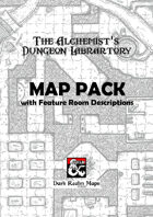 Map Pack - The Alchemist's Dungeon Labratory