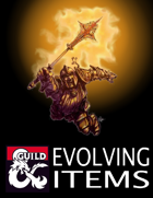 Evolving Items (5e)
