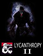 Lycanthropy II (5e Rules)