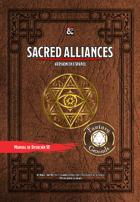 Sacred Alliances for Fantasy Grounds — Español
