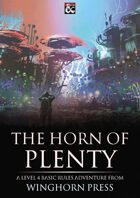 The Horn of Plenty - A Basic Rules Adventure