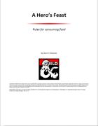 A Hero's Feast