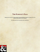 The Kobold's Hall