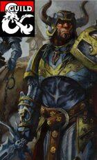 "Pregenerated Character - ""Retired"" Mercenary"