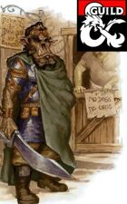 Pregenerated Character - Half-Orc Bard