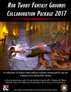 The Rob Twohy Fantasy Grounds Collaboration Package 2017
