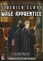 Mage Apprentice : Sidekick Class