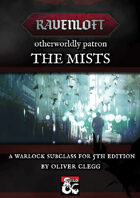 Otherworldly Patron - The Mists