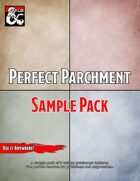 Perfect Parchment (Sample Pack)